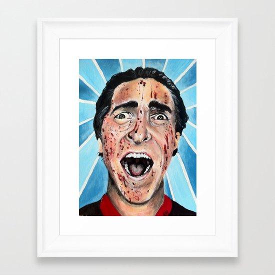 Bateman Framed Art Print