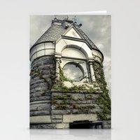 Rapunzel Castle (Central Park) Stationery Cards