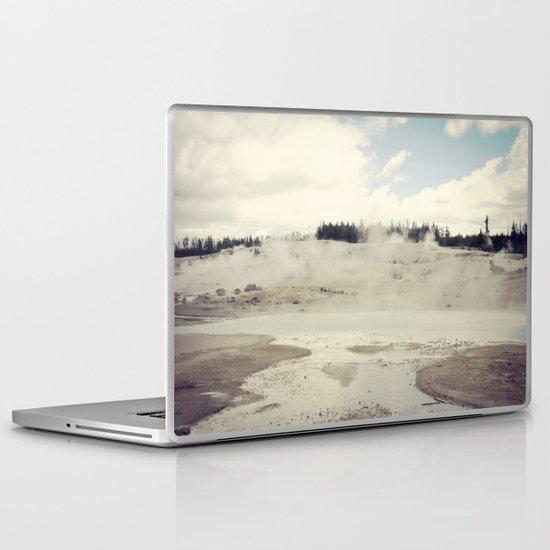 The Earth Dreams Laptop & iPad Skin