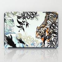 Tiger Tiger iPad Case