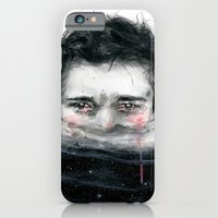 iPhone & iPod Case featuring Death and Rebirth by KlarEm