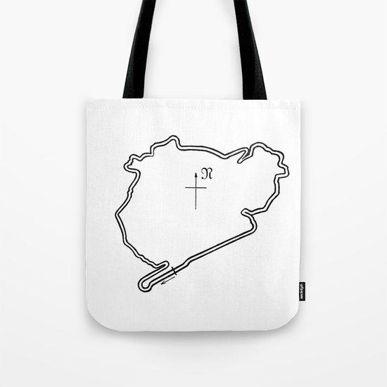 RennSport Shrine Series: Nürburgring Edition Tote Bag