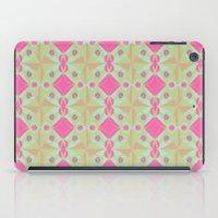 Spring Garden Pattern iPad Case