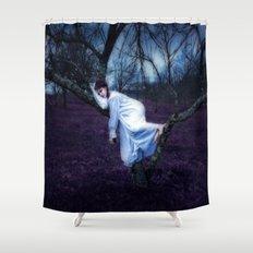 3AM Shower Curtain