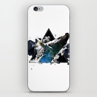 Star Whale iPhone & iPod Skin