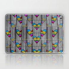 Memory Popart Heart by Nico Bielow  Laptop & iPad Skin