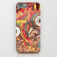 Pinball Wizard iPhone 6 Slim Case