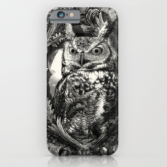 Nightwatch - by Eric Fan and Garima Dhawan  iPhone & iPod Case