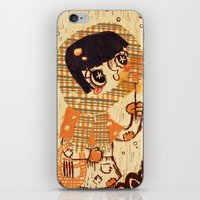 The Little Match Girl iPhone & iPod Skin