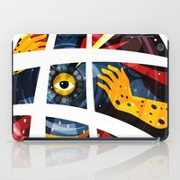 Doctor Strangegloves iPad Case
