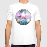 Leaper (time Traveller) Mens Fitted Tee White SMALL