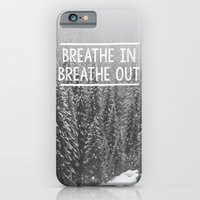 Breathe In - Breathe Out iPhone 6 Slim Case