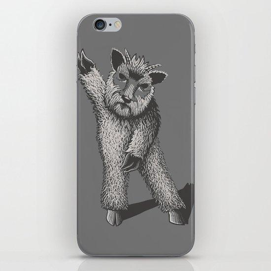 Dancefloor Demon iPhone & iPod Skin