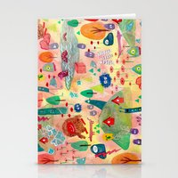 CHAOS!!! Stationery Cards