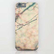 spring #1 (pinky) iPhone 6 Slim Case