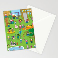Playground  XL Stationery Cards
