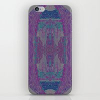 Jewel Tones II iPhone & iPod Skin