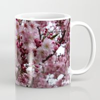 Blossoms in Bloomfield Mug