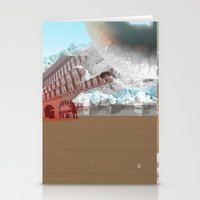 Atmosphere 3 · The Ice … Stationery Cards