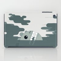 Sea Monster iPad Case