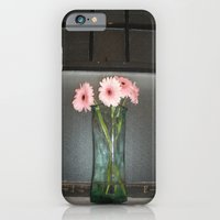 Pink Daisies ~ Flowers O… iPhone 6 Slim Case