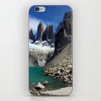 Mirador Las Torres, Patagonia iPhone & iPod Skin