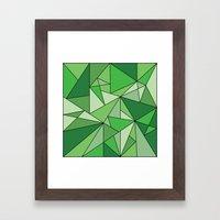 Greenup Framed Art Print