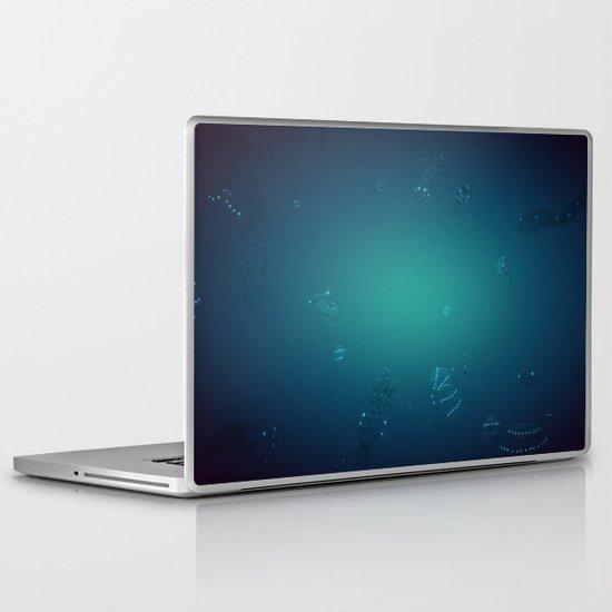 Tinnitus Laptop & iPad Skin