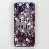 Rebel Youth iPhone & iPod Skin