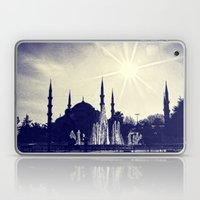 Blue Istanbul Laptop & iPad Skin
