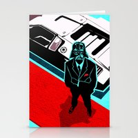 Darth Lambo Stationery Cards