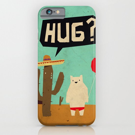hug? iPhone & iPod Case