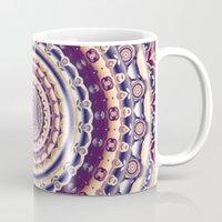 Abstractions in colors (Mandala) Mug