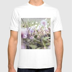 summer dream White SMALL Mens Fitted Tee