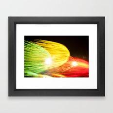 Efflorescence 24 Framed Art Print