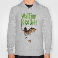 Walking Together Hoody