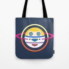 Spaceman 4 Tote Bag
