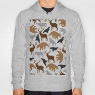 Wild Pattern Hoody
