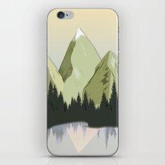 Night Mountains No. 20 iPhone & iPod Skin