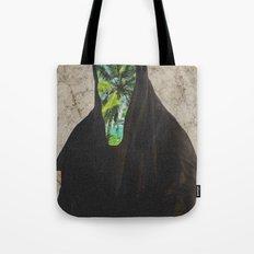 Miss Palms Tote Bag