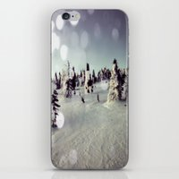 Melting Trees iPhone & iPod Skin