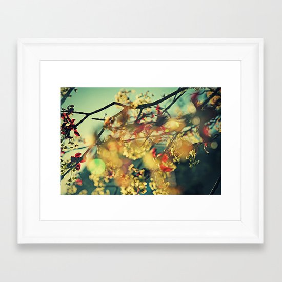 Welcome Spring | 01 Framed Art Print