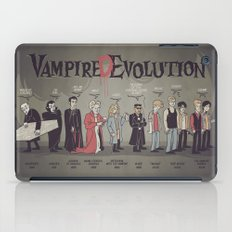 Vampire (D)Evolution iPad Case