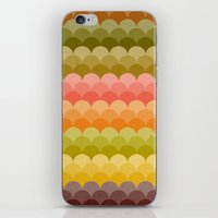 Autumn Frolic, Fall Foliage iPhone & iPod Skin