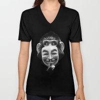 Anonymous Unisex V-Neck