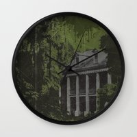 South Wall Clock
