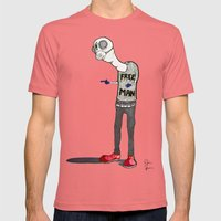 Her Cousin Mens Fitted Tee Pomegranate SMALL