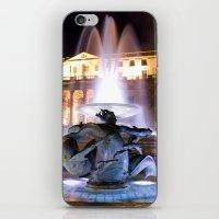 Trafalgar Square, London iPhone & iPod Skin