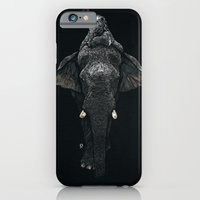iPhone & iPod Case featuring Elephant Ride by Adam Dunt