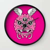 All Eyes On You Wall Clock